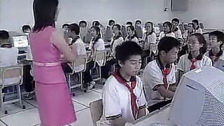 七年级信息技术优质课视频《垃圾中的宝贝-资源》视频课堂实录