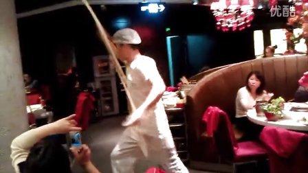 舞蹈云手步骤视频