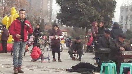 曲剧【非是朕哭忠良难止悲痛】