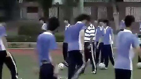高二体育《运球突破》优质课教学视频