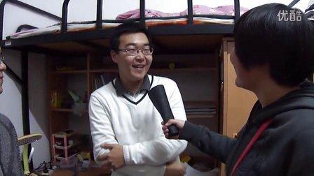 清华大学法二男生节 图片