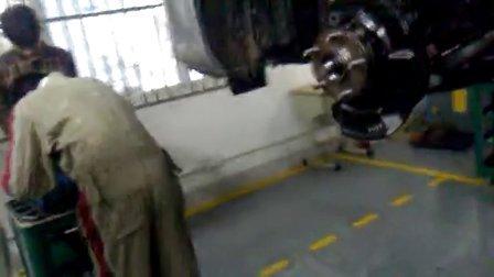 丰田卡罗拉二级维护视频