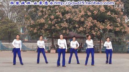 云裳广场舞图片