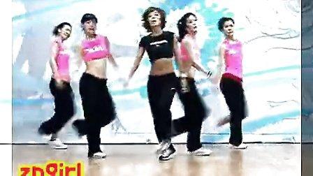 美女团体Let039;s Dance(zngirl) 热舞示范