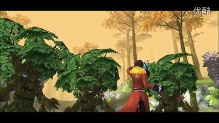 双端3D动作网游《黎明之光》全新宣传片