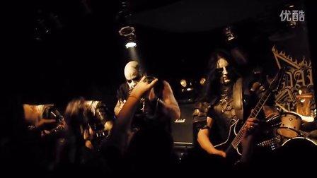 瑞典黑金属dark funeral黑暗葬礼@北京13club 2012-11