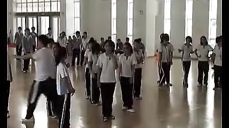 八年级初中体育优质课视频展示《青春街舞》_黄子杰_视频课堂实录