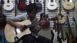 岸部真明《花》演奏片段 福州吉他
