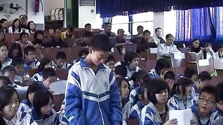 八年级综合实践 校本教研走进温江 课堂实录与教师说课