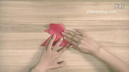 儿童剪纸之梅花