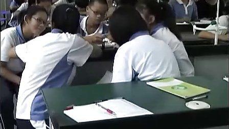 初中八年级科学优质课展示《压力与压强》浙教版_章老师 教学视频