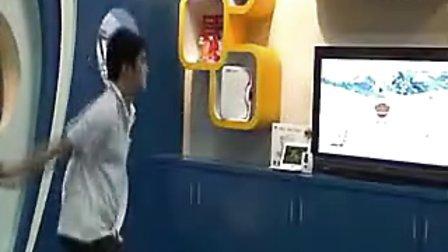 后廚徐冰同款小霸王ET100電視互動游戲機3D無線體感游戲機