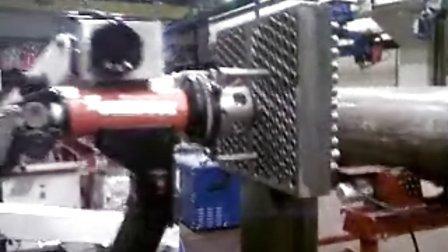 3arm 助力机械手 搭载各款手持工具