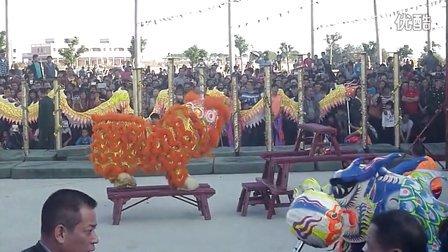 佛山少年黄飞鸿广海舞狮 (高凳) - 娱乐 - 3023视