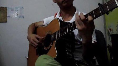 吉他独奏【奇迹山】