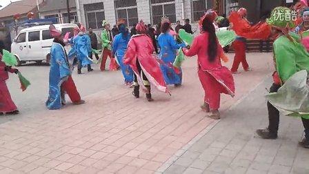 河北省承德市平泉县郭杖子乡大秧歌