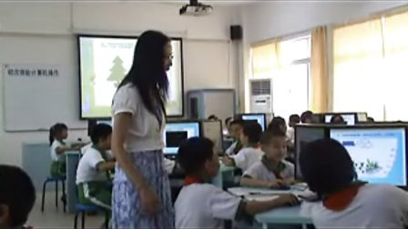 信息技术―三年级―第一章初步接触计算机《初次体验计算机操作》―中山版―黄景峰―港口民主小学