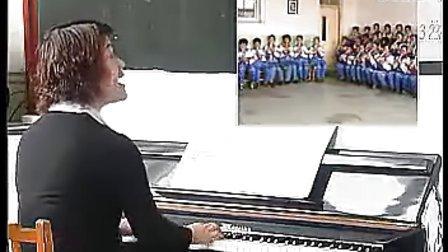 小学六年级音乐优质课视频《瑶族舞曲》_高晶_视频课堂实录