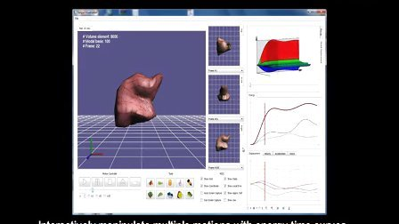Physics-Based Deformable Tongue Visualization