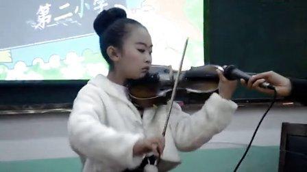 睿睿之小提琴新春乐