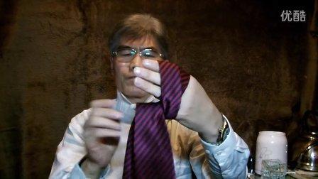 怎样、如何打领带-领带的快速打法(半温莎结全温莎结等)