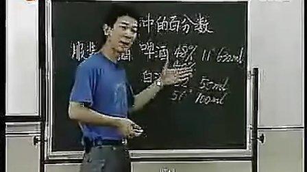 小学数学六年级优质课展示 《生活中的百分数(综合实践活动课)》实录评说