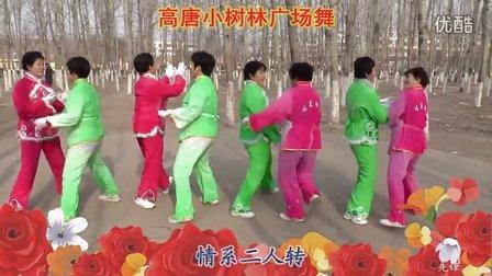 高唐小树林广场舞