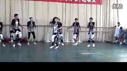 大庆师范学院《请开门》MV舞蹈中文版秒杀《江南
