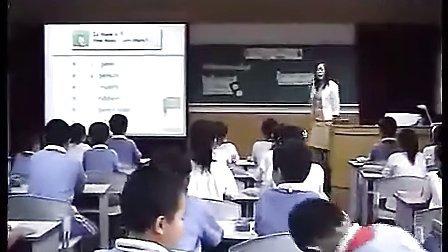 一年级英语优质课展示《My school thing》梁老师 Part2