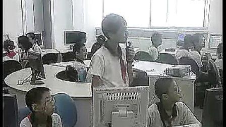 初中六年级信息技术优质课视频《计算机病毒》视频课堂实录