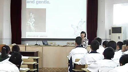 九年级英语优质课视频上册《Unit6IlikemusicthatIcandance