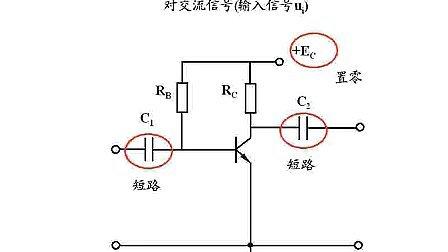 晶体三极管放大电路