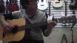 《旅行的意义》示范 福州吉他