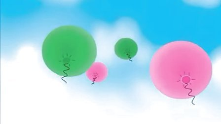 森林动物园气球