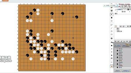 与创建顺序相反 11:12 不会征子,后患无穷 少儿对弈围棋 138图片