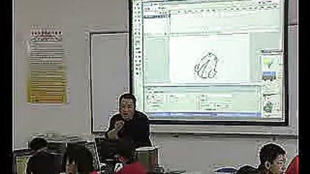 八年级信息技术优质课视频《制作FLASH动画》视频课堂实录