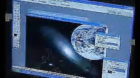 《图片合成我到太空去探秘》 初中综合实践优质课评比暨观摩