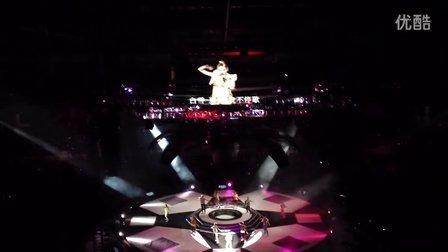 2012jolin蔡依林泉州演唱会 舞娘