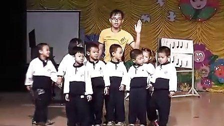六届全国幼儿音乐教育观摩课实录优质课例