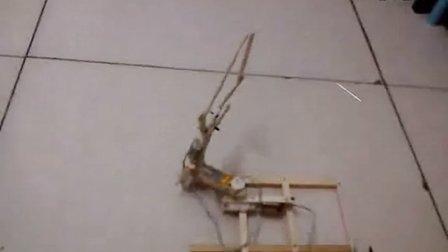 科技小发明 科技小制作,机器人,机械臂
