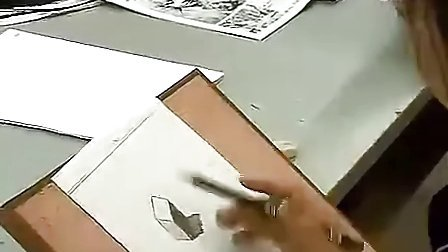 八年级初中美术优质课视频《明暗造型》视频课堂实录