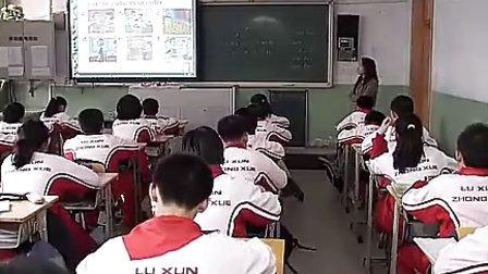 外研版英语《 Module 7 My School Day Unit2》 优质课教学视频