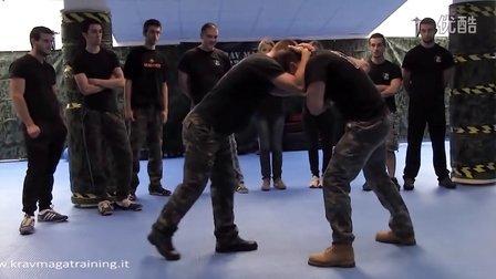 以色列格斗术kravmaga教学