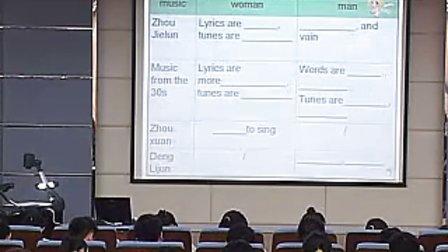 《What's your favourite music》(1) 广东省新课程高中英语优质课评比