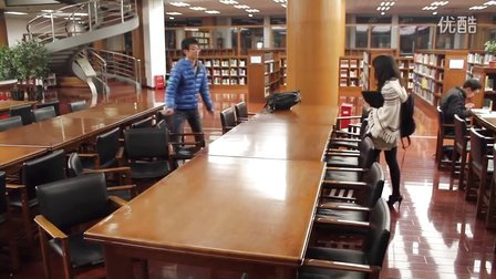 上海交通大学图书馆礼仪宣传片