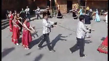怒江/怒江傈僳族藏族歌舞歌曲《独龙族舞蹈一》