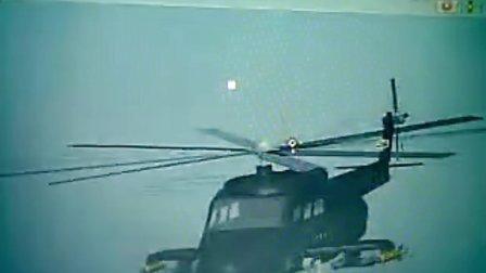 proe直升飞机