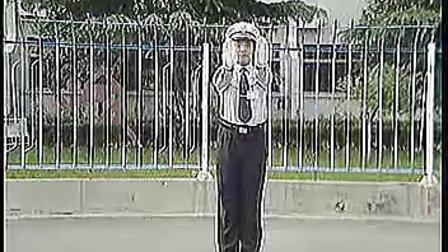 小学六年级体育优质课展示《小交警韵律操》_视频课堂实录