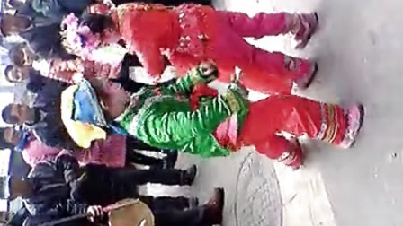 湖南张家界传统地方戏。张家界花