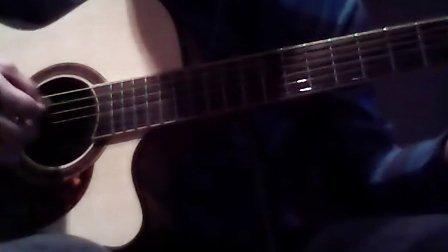 改编 C调挥着翅膀的女孩 指弹 吉他 独奏